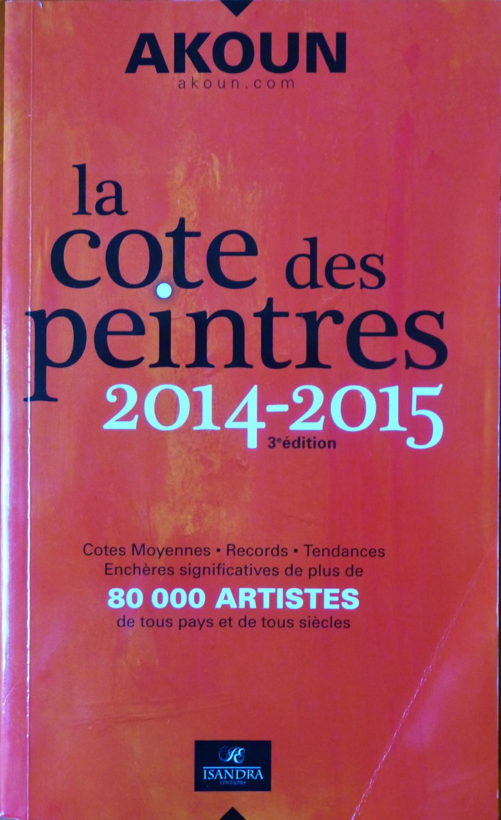 Publications jacqueline gagnes deneux for Cotation akoun